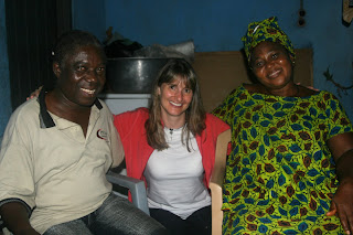 Emmanuel, me and Salomé