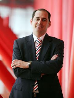 Eugenio Gallego Hernández, Director General de Negocio de Grupo Vértice