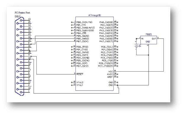 Servo Motor Control by Using AVR ATmega32 Microcontroller