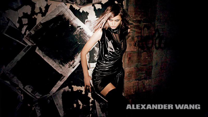 The making of Fifi La-Belle: Alexander Wang Ad campaigns ...