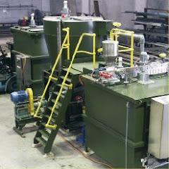 Mesin Pemroses Mineral, Metal & Leaching Reaktor