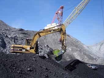 Flip Screen for Coal Mining