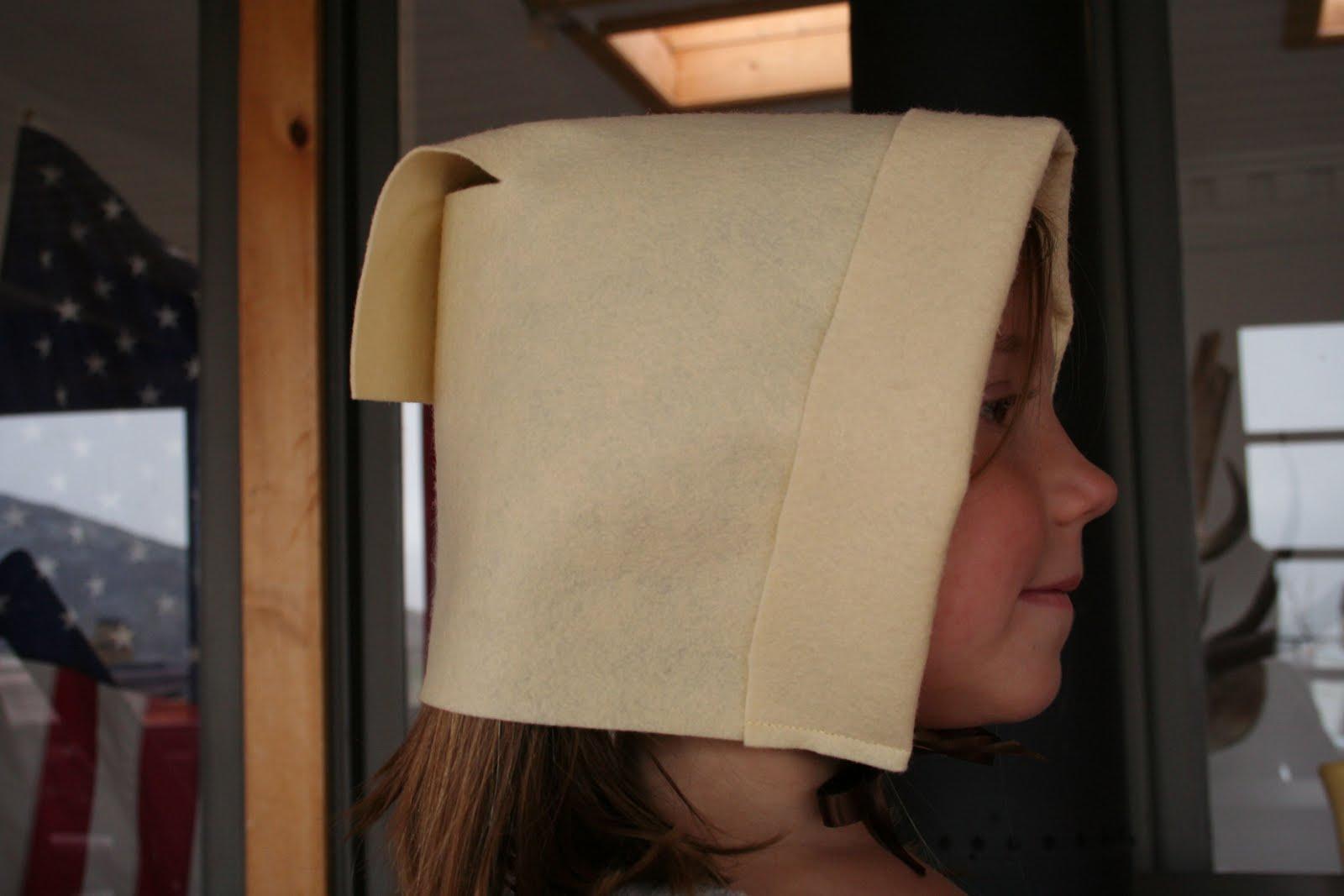 Publishers :: Dianne Tansey :: Pilgrim Hat Cut and Paste Art Pattern