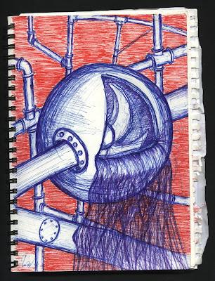 dibujo turbina vitúrbica
