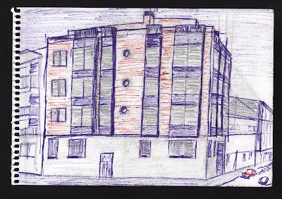 dibujo mi casa