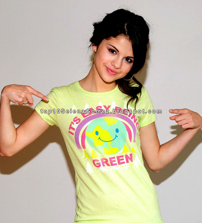 top 10 rare pictures of selena gomez
