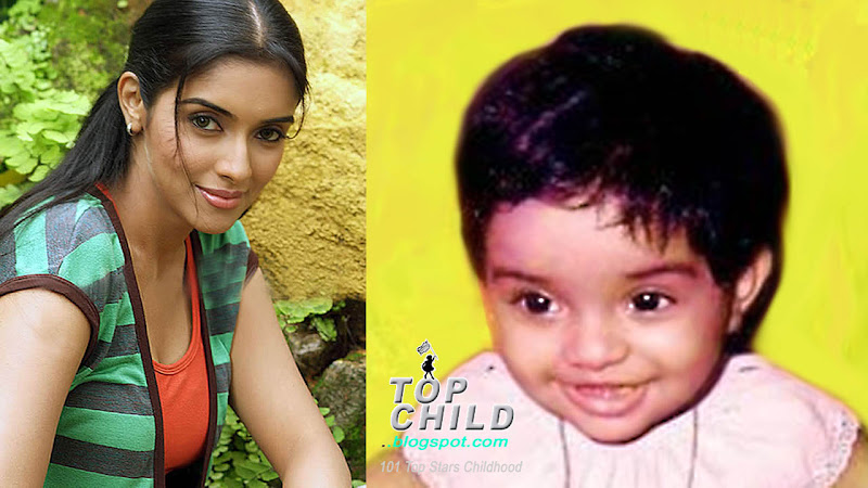 asin childhood in a yellow background