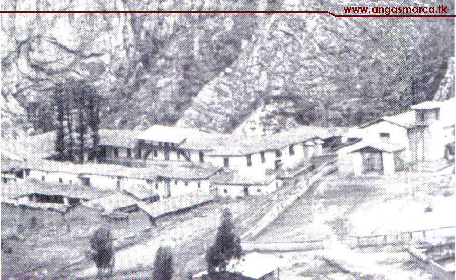 Casa Hacienda - Años 60