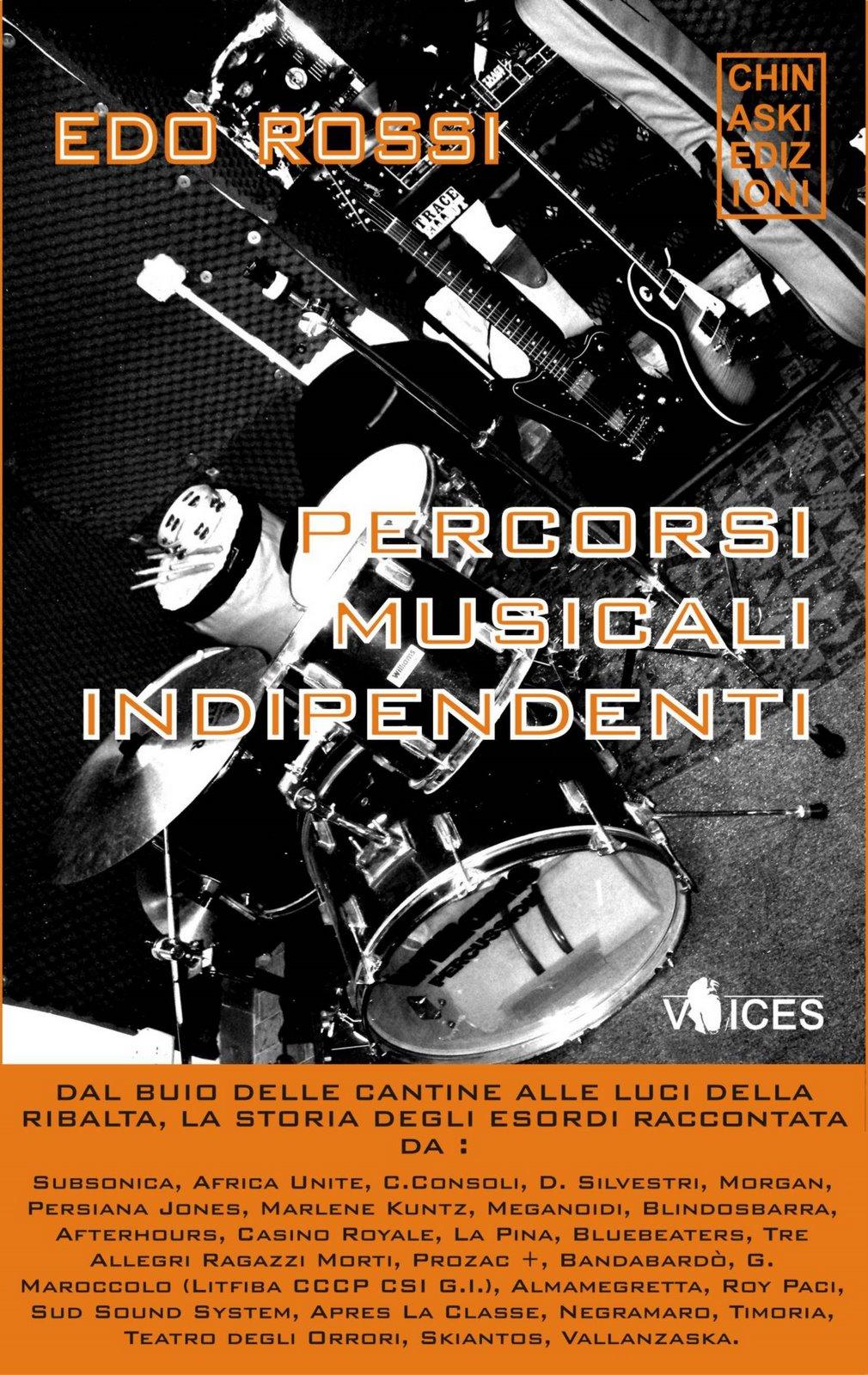 PERCORSI MUSICALI INDIPENDENTI copertina