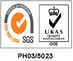 ISO SGS Logo