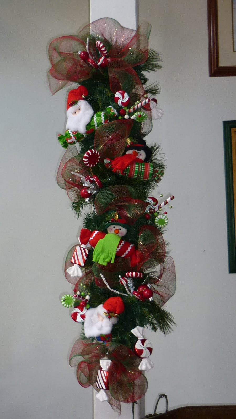 El taller de rosa para decorar la navidad - El taller de pinero ...