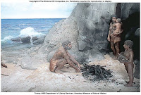 an analysis of the multiregional continuity model of human evolution The multiregional hypothesis model of human evolution (abbreviated mre and known alternatively as regional continuity or polycentric model) argues that our earliest.