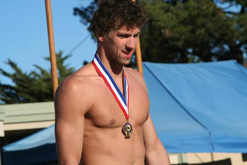 pecs and gold medals do a body