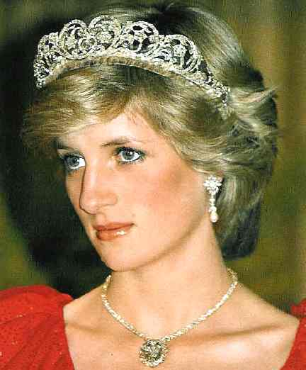 princess diana death photos car. Princess of Wales not amused