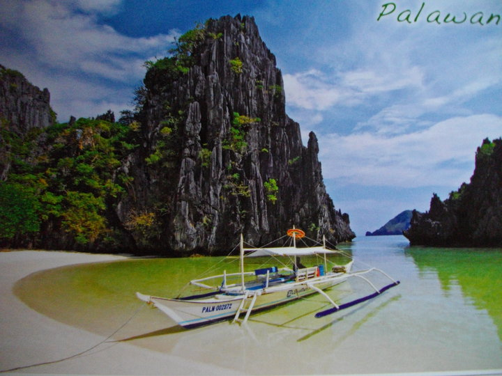 how to get to palawan island from sydney