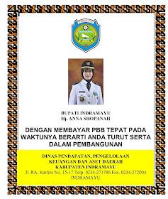 Iklan DPPKAD, Senin, 03-01-2011
