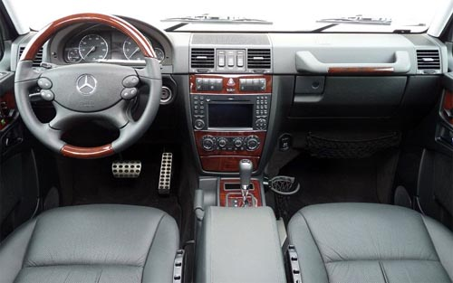 Manual Download  Mercede G320 G500 Interior Manual