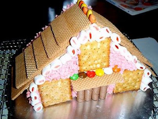 Eileen Creations Candy House