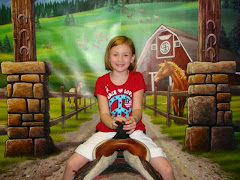 Emma at VBS: Saddle Ridge Ranch
