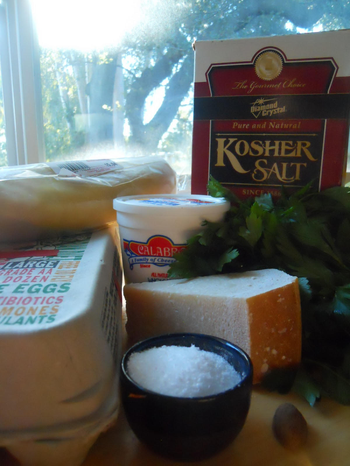 morsels & sauces: November 2010