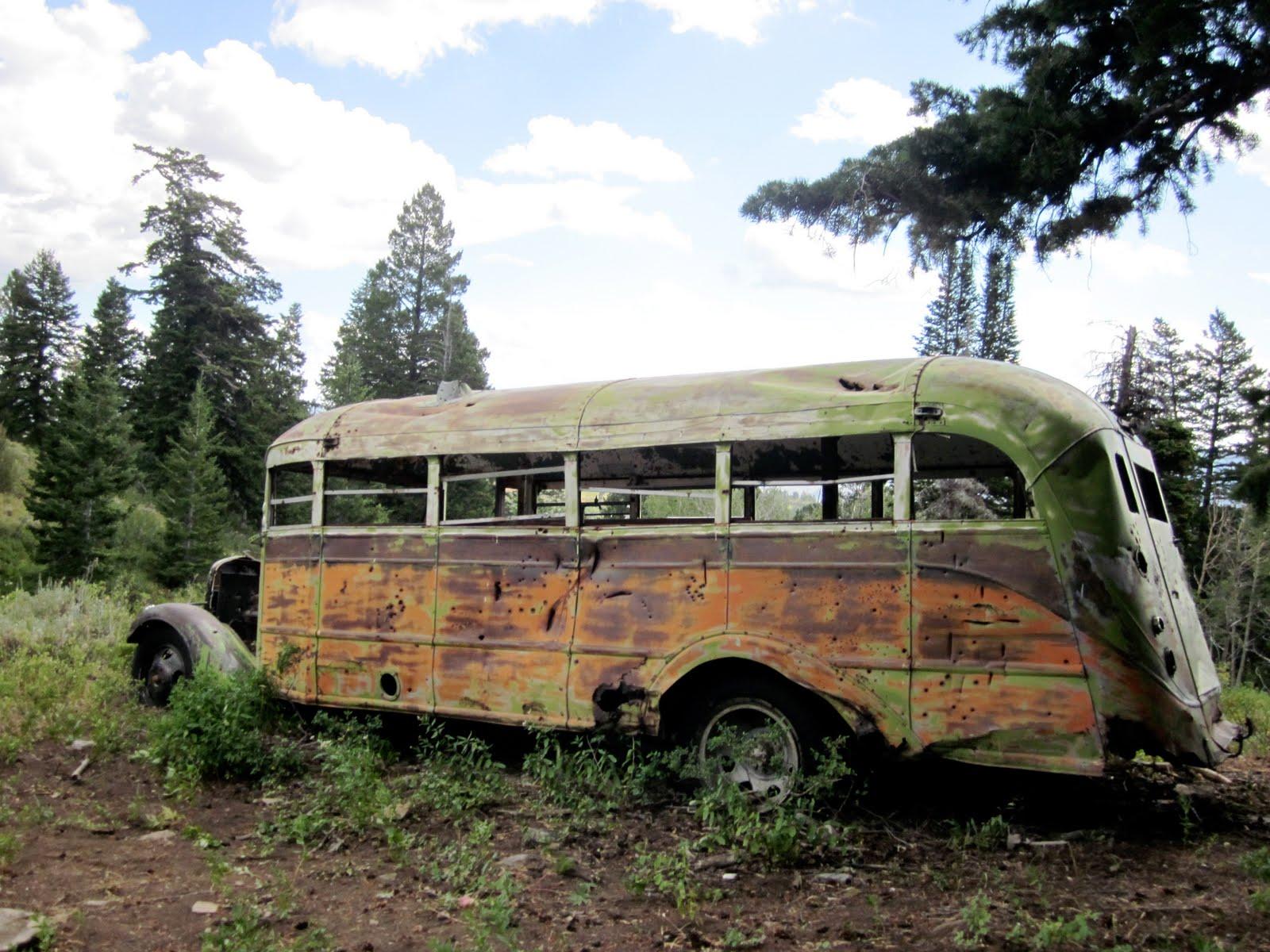 Hippie Buses Maeberry Vintage Old Hippie Bus Pt 2