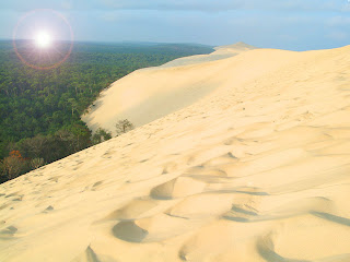 The Great Dune of Pyla, France