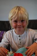 Elliot, 4 år!