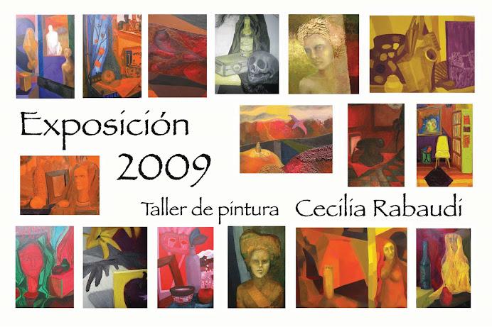 Muestra de Pinturas en el Palacio de las Artes