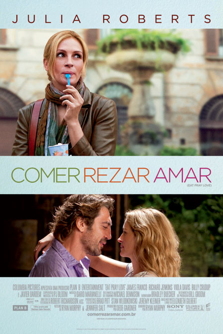 Comer, Rezar, Amar Download Filme