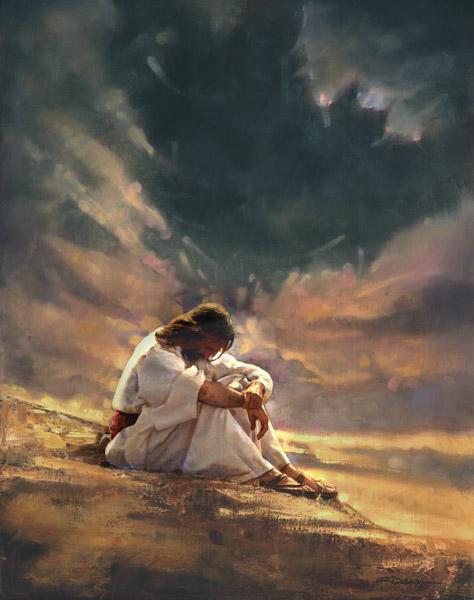 Evangelio 13 de Marzo de 2011 JESÚS+EN+EL+DESIERTO