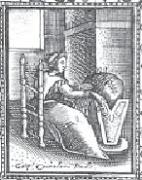 Rendeiras - livro antigo