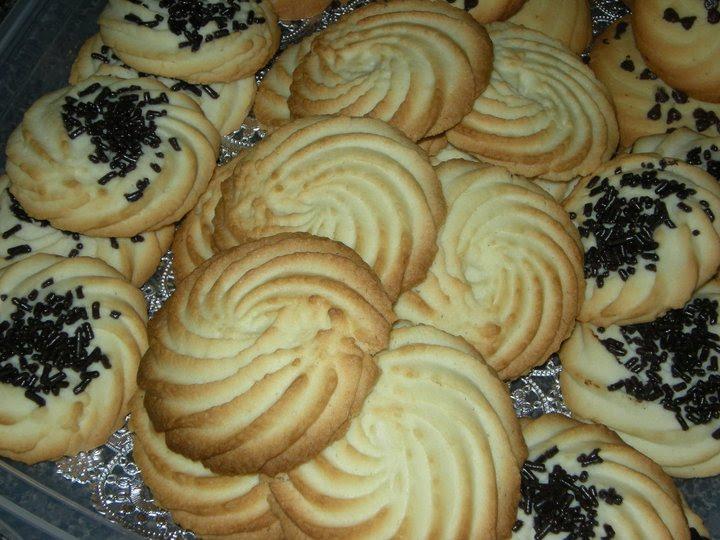Chef Tess Bakeresse Evil Italian Butter Cookies