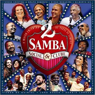 Samba Social Clube ao vivo (2009)