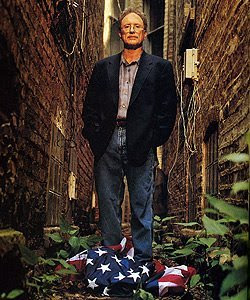 bill ayers stomping on flag