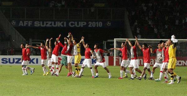 Video Hasil Pertandingan Indonesia vs Arab Saudi