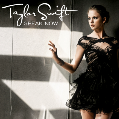 Check out the STUNNING cover art for Taylor Swift's new album, Speak Now,