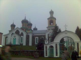Православный храм в Турце