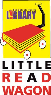 Library Read Wagon logo