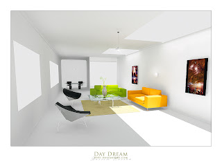 New Modern Great Living Rooms Design 2010