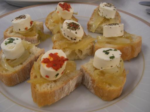 Cocinarte ideas para navidad de todo tipo for Canape jamie oliver