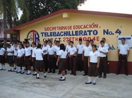 Telebachillerato No. 4