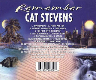 Cat Stevens – (Remember the Days of the) Old Schoolyard ...