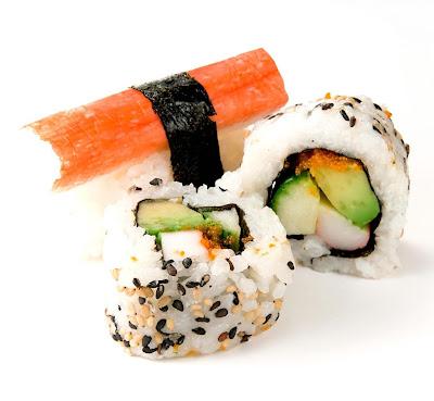 Sushi, photo by David Rehner