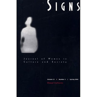 Signs, a Journal of Women in Culture and Society, bgun in 1975