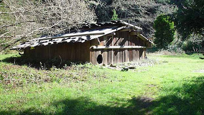 Sumeg Village House, Patrick's Point, California