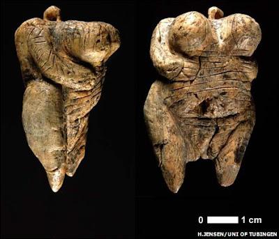 Venus of Hohle Fels statue