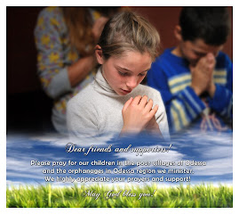 Pray for the Orphans of the Villages