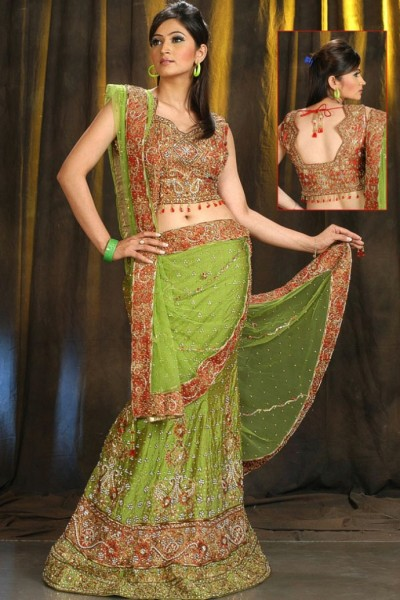 1 - Latest Lehnga Choli Designs Collection