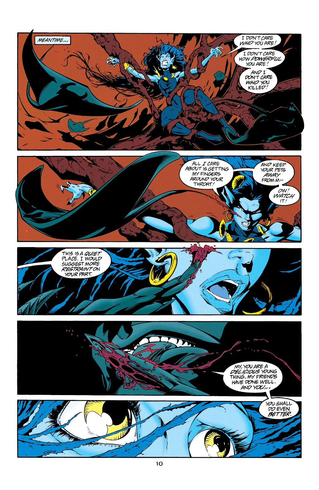 Aquaman (1994) Issue #29 #35 - English 10
