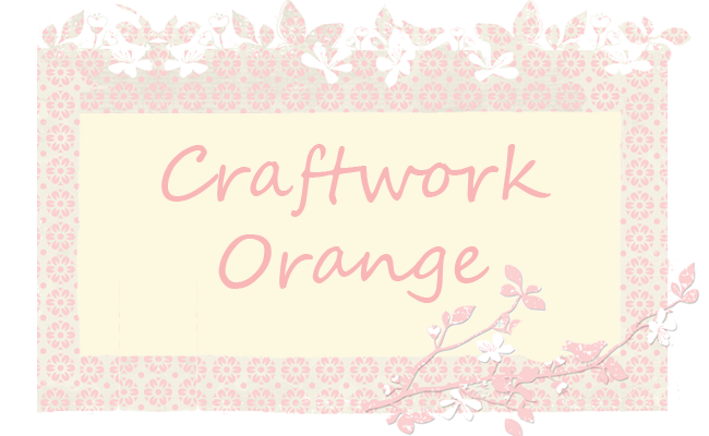 Craftwork Orange
